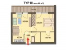 Apartmá III, 2 - 5 osob