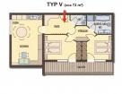 Apartmá V, 4 - 7 osob