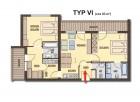 Apartmá VI, 4 - 8 osob